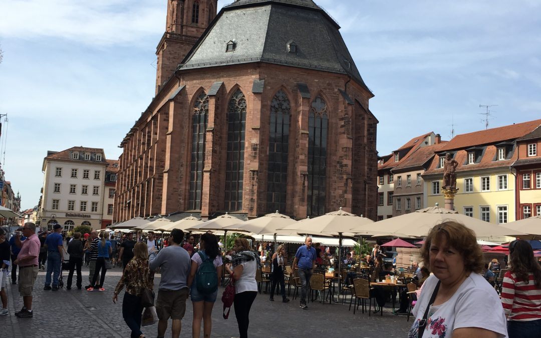 Heidelberg– our last day in Germany!